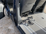 Volkswagen Caravelle 2011 EXECUTIVE TDI wheelchair accessible vehicle WAV 25