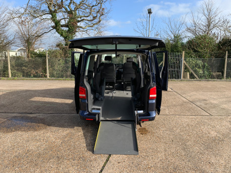 Volkswagen Caravelle 2011 EXECUTIVE TDI wheelchair accessible vehicle WAV 27