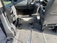 Volkswagen Caravelle 2011 EXECUTIVE TDI wheelchair accessible vehicle WAV 26