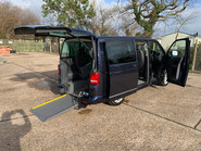 Volkswagen Caravelle 2011 EXECUTIVE TDI wheelchair accessible vehicle WAV 28