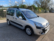 Citroen Berlingo Multispace 2013 HDI XTR wheelchair and scooter accessible vehicle WAV 3