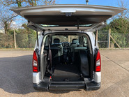 Citroen Berlingo Multispace 2013 HDI XTR wheelchair and scooter accessible vehicle WAV 5