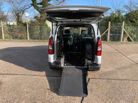 Citroen Berlingo Multispace 2013 HDI XTR wheelchair and scooter accessible vehicle WAV 7