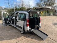 Citroen Berlingo Multispace 2013 HDI XTR wheelchair and scooter accessible vehicle WAV 24