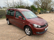 Volkswagen Caddy Maxi 2012 C20 LIFE TDI wheelchair & scooter accessible vehicle WAV 1