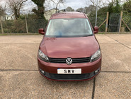 Volkswagen Caddy Maxi 2012 C20 LIFE TDI wheelchair & scooter accessible vehicle WAV 2
