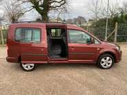 Volkswagen Caddy Maxi 2012 C20 LIFE TDI wheelchair & scooter accessible vehicle WAV 14