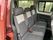 Volkswagen Caddy Maxi 2012 C20 LIFE TDI wheelchair & scooter accessible vehicle WAV 13