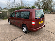 Volkswagen Caddy Maxi 2012 C20 LIFE TDI wheelchair & scooter accessible vehicle WAV 21