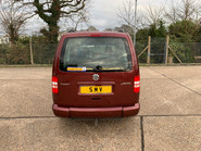 Volkswagen Caddy Maxi 2012 C20 LIFE TDI wheelchair & scooter accessible vehicle WAV 4