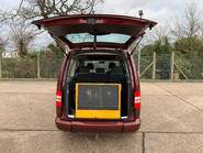 Volkswagen Caddy Maxi 2012 C20 LIFE TDI wheelchair & scooter accessible vehicle WAV 5