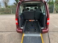 Volkswagen Caddy Maxi 2012 C20 LIFE TDI wheelchair & scooter accessible vehicle WAV 7