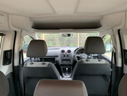 Volkswagen Caddy Maxi 2012 C20 LIFE TDI wheelchair & scooter accessible vehicle WAV 11