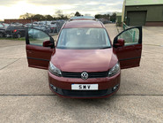 Volkswagen Caddy Maxi 2012 C20 LIFE TDI wheelchair & scooter accessible vehicle WAV 27