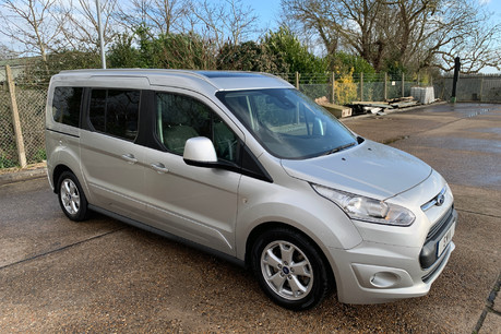 Ford Grand Tourneo Connect 2016 FORD CONNECT TITANIUM TDCI Wheelchair & Scooter Accessible Vehicle WAV