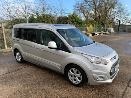 Ford Grand Tourneo Connect 2016 FORD CONNECT TITANIUM TDCI Wheelchair & Scooter Accessible Vehicle
