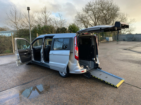 Ford Grand Tourneo Connect 2016 FORD CONNECT TITANIUM TDCI Wheelchair & Scooter Accessible Vehicle WAV 24