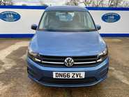 Volkswagen Caddy Life 2016 C20 LIFE TDI drive from wheelchair & scooter accessible vehicle WAV 2