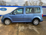 Volkswagen Caddy Life 2016 C20 LIFE TDI drive from wheelchair & scooter accessible vehicle WAV 31