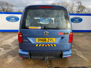 Volkswagen Caddy Life 2016 C20 LIFE TDI drive from wheelchair & scooter accessible vehicle WAV 4