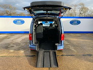 Volkswagen Caddy Life 2016 C20 LIFE TDI drive from wheelchair & scooter accessible vehicle WAV 5