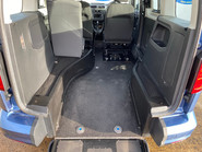 Volkswagen Caddy Life 2016 C20 LIFE TDI drive from wheelchair & scooter accessible vehicle WAV 7