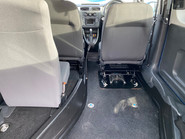 Volkswagen Caddy Life 2016 C20 LIFE TDI drive from wheelchair & scooter accessible vehicle WAV 8