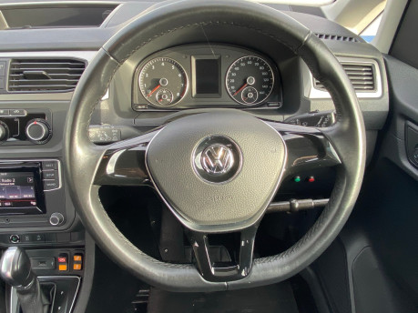 Volkswagen Caddy Life 2016 C20 LIFE TDI drive from wheelchair & scooter accessible vehicle WAV 15