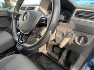 Volkswagen Caddy Life 2016 C20 LIFE TDI drive from wheelchair & scooter accessible vehicle WAV 17