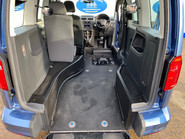 Volkswagen Caddy Life 2016 C20 LIFE TDI drive from wheelchair & scooter accessible vehicle WAV 18