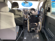Volkswagen Caddy Life 2016 C20 LIFE TDI drive from wheelchair & scooter accessible vehicle WAV 20