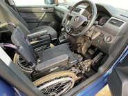 Volkswagen Caddy Life 2016 C20 LIFE TDI drive from wheelchair & scooter accessible vehicle WAV 24