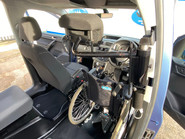 Volkswagen Caddy Life 2016 C20 LIFE TDI drive from wheelchair & scooter accessible vehicle WAV 27