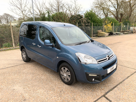 Citroen Berlingo Multispace 2016 BLUEHDI FEEL EDITION ETG6 wheelchair & scooter accessible vehicle WAV