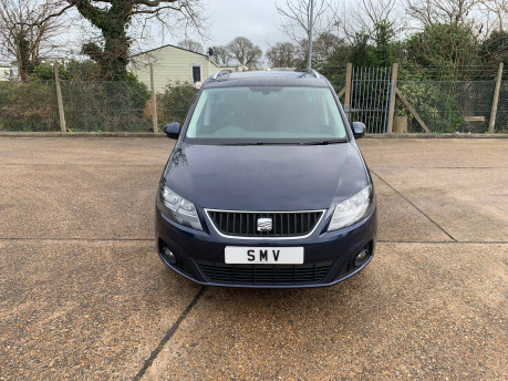SEAT Alhambra 2014 CR TDI SE LUX DSG Wheelchair & scooter accessible vehicle 2