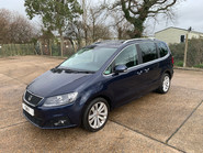 SEAT Alhambra 2014 CR TDI SE LUX DSG Wheelchair & scooter accessible vehicle 3