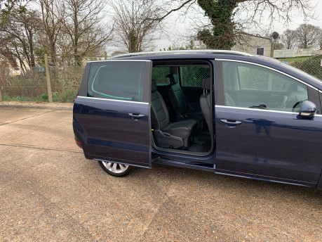 SEAT Alhambra 2014 CR TDI SE LUX DSG Wheelchair & scooter accessible vehicle 26