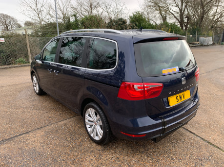 SEAT Alhambra 2014 CR TDI SE LUX DSG Wheelchair & scooter accessible vehicle 25