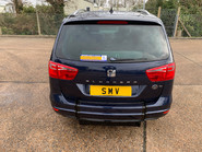 SEAT Alhambra 2014 CR TDI SE LUX DSG Wheelchair & scooter accessible vehicle 4