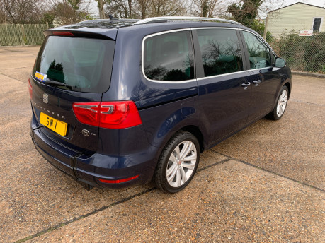 SEAT Alhambra 2014 CR TDI SE LUX DSG Wheelchair & scooter accessible vehicle 27
