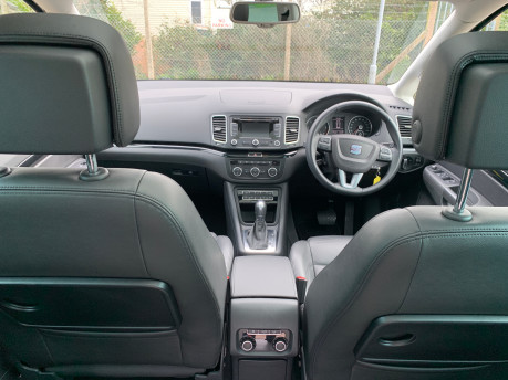 SEAT Alhambra 2014 CR TDI SE LUX DSG Wheelchair & scooter accessible vehicle 13