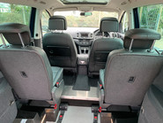 SEAT Alhambra 2014 CR TDI SE LUX DSG Wheelchair & scooter accessible vehicle 8