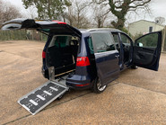 SEAT Alhambra 2014 CR TDI SE LUX DSG Wheelchair & scooter accessible vehicle 23