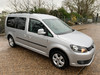 Volkswagen Caddy Maxi 2014 C20 LIFE TDI Wheelchair & scooter accessible vehicle