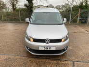Volkswagen Caddy Maxi 2014 C20 LIFE TDI Wheelchair & scooter accessible vehicle 2