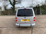 Volkswagen Caddy Maxi 2014 C20 LIFE TDI Wheelchair & scooter accessible vehicle 4