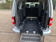 Volkswagen Caddy Maxi 2014 C20 LIFE TDI Wheelchair & scooter accessible vehicle 9
