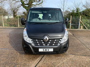 Renault Master 2015 SL28 BUSINESS DCI L/R P/V QUICKSHIFT wheelchair accessible vehicle WAV 2