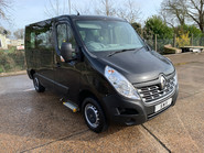 Renault Master 2015 SL28 BUSINESS DCI L/R P/V QUICKSHIFT wheelchair accessible vehicle WAV 3