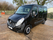 Renault Master 2015 SL28 BUSINESS DCI L/R P/V QUICKSHIFT wheelchair accessible vehicle WAV 1